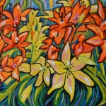 Fathers Day Lilies