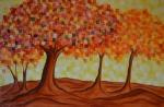 Autumn Tree of Love
